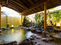 ■貸切露天風呂-離泉-■滝の音を聞きながらゆっくりと・・・ご宿泊の方は無料で入れます(1回30分)