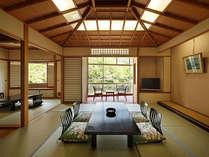 大部屋の客室の一例