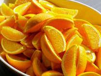 『朝食メニュー』フルーツの一例
