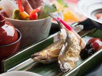 2017夏~この時期に食べたくなる鮎の塩焼き※写真はイメージです