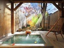 離れ 露天風呂付き特別室【メゾネット】