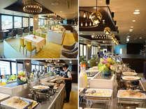【朝食】 柔らかな日差しが差し込む開放的なレストランで、こだわりの朝食ビュッフェ♪