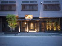 会津東山温泉「月のあかり」の外観イメージ♪東山温泉街奥の場所です♪♪
