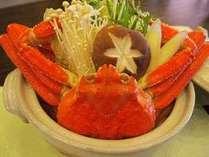 [現金特価]平日限定かまどレストラン ずわい蟹・蟹鍋・のど黒・海鮮得得プラン