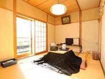◇本館和室6畳◇1~2名様用※バス・トイレ共用