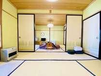 和室14畳(バス・トイレ共用)