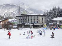 ★らいちょうバレーへスキー/スノーボードで来られる方はぜひお立ち寄りを