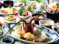【伊勢えび活造り付き】つたやの一番人気プラン☆夕食はお部屋食☆