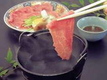 「鯛」「平目」「牛肉」「豚肉」からお好きな食材を一つお選びください。
