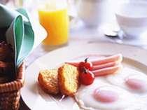 ■ルームサービス朝食 イメージ