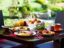 ■おいしい朝食で元気をチャージ♪(当日の朝食会場はチェックイン時にご確認下さい) ※イメージ
