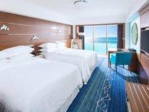 ◆オーシャンドリームルーム◆(一例)客船をテーマし、ファミリーやグループステイにおすすめ♪