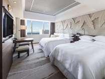 PARK WING ルーム ホワイト/ブラウン ※客室一例