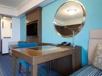 ◆オーシャンドリームルーム◆(一例))「Dream」と「Cruiser Ship」をテーマとしてデザインした客室