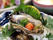 【夏の海の幸満載会席♪<海盛コース>】プリプリ♪夏が旬の岩牡蠣