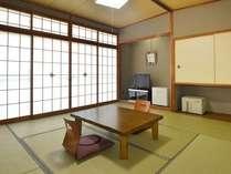 【本館客室】6畳~10畳和室/トイレなし[客室一例]
