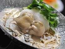 台物:岩牡蠣の小鍋