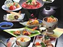 ★おかげさまでOPEN45周年記念★ 季節の会席料理 【竹コース】