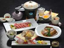 鳥取の厳選食材!鳥取和牛&日本海の旬魚を味わう♪≪味めぐりコラボ会席コース≫