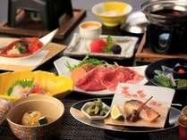 ブランド魚「萩甘鯛」は西京焼きにて。爽やかな香りを運ぶ長門の柑橘「ゆずきち」を添えております。