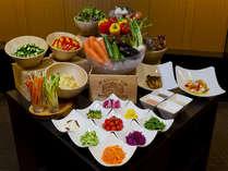dinner ~ 信州採れたて高原野菜ビュッフェ ~