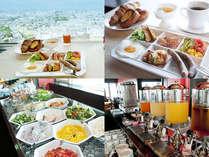松本に来たらまた食べたい北アルプスを眺めながらの朝食バイキング