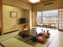 【淡雪の館】和室(客室例)
