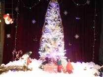 ロビークリスマス装飾