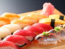 お寿司も食べ放題です!
