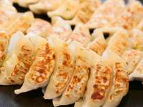 栃木に来たら一度は食べたい!宇都宮餃子