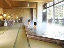畳 百花の湯 大浴場