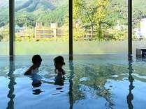 百花の湯 大浴場