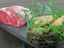 丹波牛と筍懐石 春のプレミアムコース イメージ