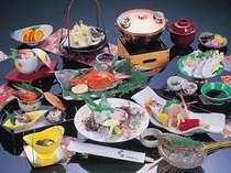 竜宮昔話 基本料理