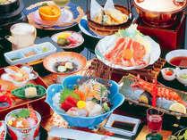 ■うらしま会席■こりこり新鮮な食感がたまらないアワビや、三河ポークがリーズナブルに楽しめます♪