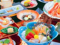 お値段以上の美味しさ『海鮮おまかせ会席』が食べられるのは今だけ!!