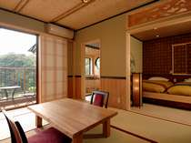 【花菖蒲】明るい雰囲気の和室になってます