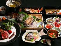 ・豪華四季彩会席 北陸の美味しいものを贅沢に食べつくそう