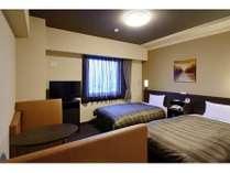 コンフォートツインルーム<ベッドサイズ110×200(cm)×2>,埼玉県,ホテルルートイン鴻巣