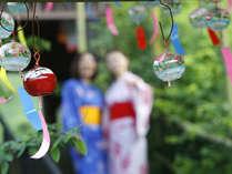【7/18~8/31「夏祭り」開催】風鈴の音色、縁日、昔遊び…懐かしき郷の夏祭り♪夏祭りチケット500文分付き