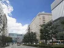 JR博多シティ(博多駅)まで徒歩3分の好立地!