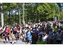 ビーナスマラソン in 白樺高原 2018  6/16限定 マラソン大会参加ランナー宿泊プラン