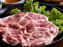栃木県産柔らか豚ステーキコース★一度豚ステーキを味わってみて★