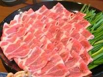 栃木県産豚しゃぶは絶品★