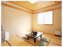 【おまかせ和室】のお部屋はリーズナブルにご宿泊したいお客様におすすめです