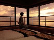【10月1日~】◇藍の詩特別室「紺碧の富士」◇贅沢♪伊勢エビ・アワビ・高足ガニ≪貸切風呂1回無料≫