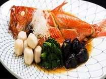 金目鯛煮付