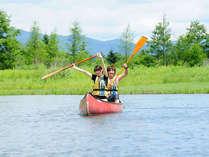 【体験カヌー】手ぶらで参加OK!暑い夏におすすめの気軽なプログラム