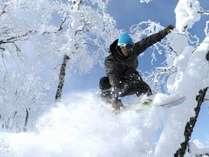 爽やかな十勝晴れのスキー場を思う存分楽しもう!