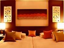 デザイナーズツイン1407号室(33㎡):「癒しのアジアンモダン」